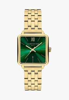 Uhren für Damen bei Zalando versandkostenfrei online shoppen Junghans, Happy Size, Square Watch, Gold Watch, Apple Watch, Watches, Accessories, Jewelry, Products