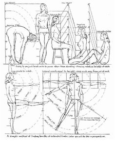 Figure drawing for all it's worth andrew loomis, character design references, anatomy sketches, Male Figure Drawing, Figure Drawing Reference, Anatomy Reference, Female Drawing, Proportions Du Corps, Drawing Body Proportions, Human Anatomy Drawing, Anatomy Art, Anatomy Sketches