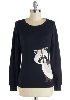 Kit 'n' Play Sweater | Mod Retro Vintage Sweaters | ModCloth.com