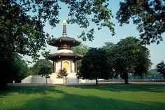 Play in the park: London's best places to live for a bit of parklife