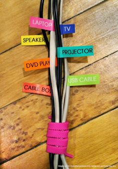 Our Secret Weapon for an Organized Home — Brother P-Touch