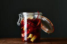 Apple Peel Bourbon, a recipe on Food52