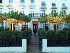 La Suite West is Located in Notting Hill, near the iconic Hyde Park in London