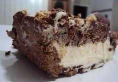 Torta Irresistível (Massa feita com Bis)
