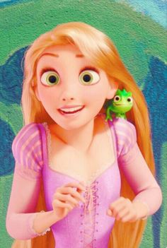 Rapunzel, Tangled and On my birthday on Pinterest
