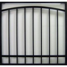 Shop Gatehouse Black Arched Window Security Bar at Lowe's Iron Window Grill, Window Grill Design Modern, Window Design, Iron Windows, Arched Windows, Windows And Doors, Steel Gate Design, Door Gate Design, Window Security Bars