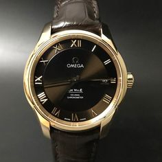 Omega De Ville Co-Axial Rose Gold. #watchporn #watchmania #wristwatch #watchoftheday #timepiece #secondhand #instawatch #secondoriginalwatch #jamtanganseken #preownedwatch #luxurywatch. www.mulialegacy.com