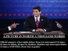 ryan is too polite for politics, yet he gets the job done. hmmm, we need a lot more of his kind