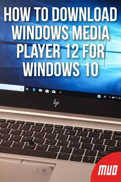 Windows 10 doesn't ship with Windows Media Player anymore. Here's how to install Windows Media Player for free and legally. About Windows 10, Using Windows 10, Best Windows, Computer Lessons, Computer Help, Computer Internet, Computer Projects, Computer Programming