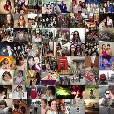 "@Andi Eigenmann's photo: ""2013 highlights. Cheers to everyone who took part in it! Thanks for the memories, dolls! cannot wait to create better ones in 2014! Happy new year!"""