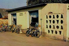 Konsum - Wo könnte das sein, auf jeden Fall auf einem Dorf...