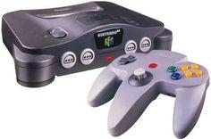 Nintendo 64 Preis: ca. 43€  Aufnahme: (s. SNES)