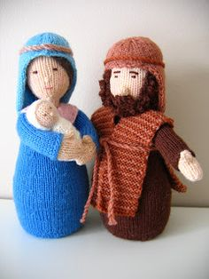 nativity knits