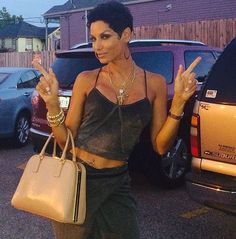 "Nicole Murphy, star of ""Hollywood Exes"" is a fly 47."