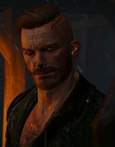 Olgierd Von Everec, The Witcher 3, Werewolves, Anime Comics, Game Character, Amazing Art, Dawn, Characters, Cosplay