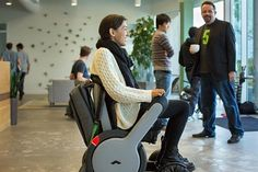 Whill omnidirectional four-wheel-drive mobility device raises $11M Series A funding.