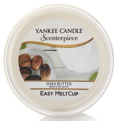 Beurre de karité - Easy MeltCup - Cire parfumée - Boutique Yankee Candle