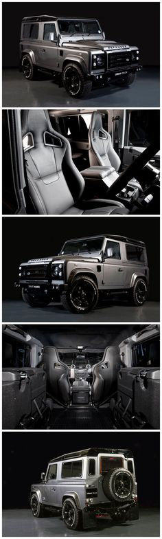 Land Rover Defender 90 - Urban Truck Ultimate Edition  #RePin by AT Social Media Marketing - Pinterest Marketing Specialists ATSocialMedia.co.uk