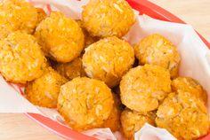 Hearty Rosemary-Pumpkin Snack Bites