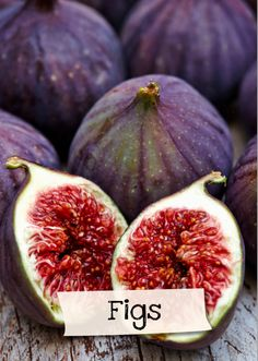 Want to learn more about figs? Sign up for Jamie Oliver's Kitchen Garden Project at http://www.jamieskitchengarden.org/!