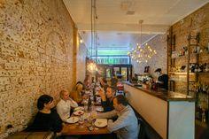 Italian Bar, Sydney Australia
