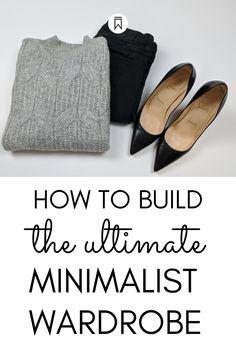 Minimalist Wardrobe Essentials, Minimal Wardrobe, Classic Wardrobe, Wardrobe Basics, Wardrobe Capsule, Work Wardrobe Essentials, Style Essentials, Professional Wardrobe, Fashion Essentials