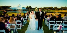 Outdoor wedding - gorgeous! Gulf Shores, Alabama