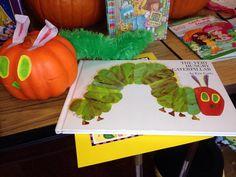 Pumpkin Book Reports   Last Year s Pumpkins    Simply Kinder Simply Kinder