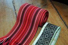 Inkle Weaving, Tablet Weaving, Costumes, Blanket, Crochet, Clear Sky, Accessories, Norway, Band