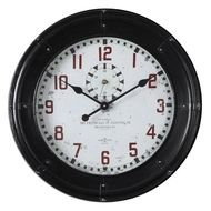 Uttermost Philly Wall Clock