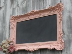 I need one of these too - @Kimberly Van DiepenChalkboard. Would love to have this in my stamp room.