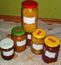 Čatní...na rôzne spôsoby.. Chutney, Salsa, Jar, Food, Essen, Salsa Music, Meals, Chutneys, Yemek