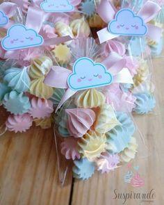 Rainbow Birthday, Unicorn Birthday Parties, Baby Birthday, Birthday Party Themes, Deco Baby Shower, Baby Shower Gift Bags, Baby Boy Shower, Baby Shower Hamper, Cloud Party