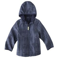 Fall 2013 Infant & Toddler boy collection is setting in target stores now! This is a new bonded fleece jacket, wind and water resist!  Cherokee Infant Toddler Boys Midweight Windbreaker Jacket