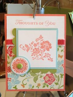 Sale-A-Bration  Stampin' Upstairs: February 2012