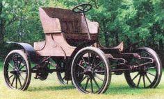 1902 Cadillac's first car ... #https://www.pinterest.com/bartlesville740/cadillacs/