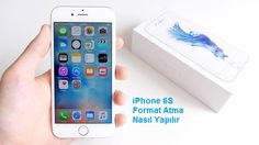 iPhone 7 Plus format atma sıfırlama nasıl yapılır