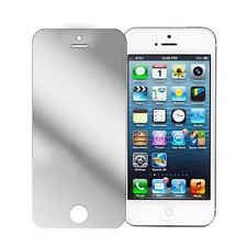 Privacy HD Clear Tempered Glass Screen Protector Film Skin For iPhone 5 5S