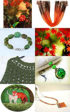 Woodland by Sharon Thurman on Etsy--Pinned with TreasuryPin.com