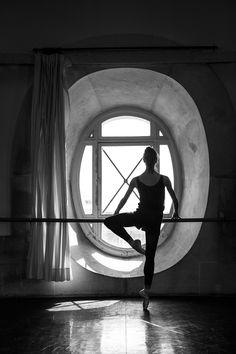 Dorothée Gilbert by James Bort at Opéra Garnier