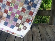 patchwork for my frances mae.