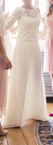 LAURE DE SAGAZAN Robes de mariée http://www.videdressing.com/robes-de-mariee/laure-de-sagazan/p-3938798.html?&utm_medium=social_network&utm_campaign=FR_femme_vetements_robes_3938798