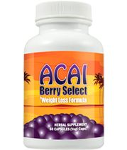 Acai berry select promise you desired weight loss but efforts are required to earn a slim body.