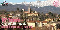 Si corre oggi giovedì 26 maggio 2016 la 18a frazione del Giro d'Italia 2016 in diretta tv e live streaming gratis sulla Rai. Partenza da Moggiò e arrivo a