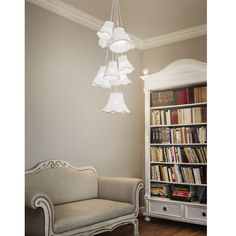 Ideal Lux- Ideal for your home library Shabby, Lighting Solutions, Bookcase, Shelves, Retro, Modern, Textiles, Design, Home Decor
