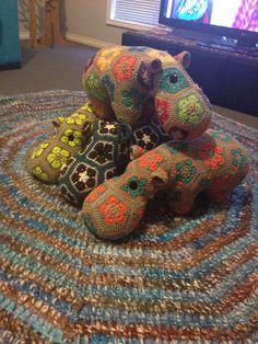 Heidi Bears crocheted patterns