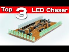 (9) Top 3 LED Chaser || New LED Chaser Projects || Best LED Chaser - YouTube Led, Montage, Youtube, Projects, Log Projects, Blue Prints, Youtubers, Youtube Movies