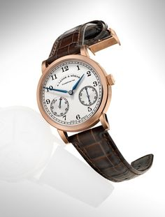 Lange 1815 Up/Down - 72 hour power reserve - manual wind - $27,400