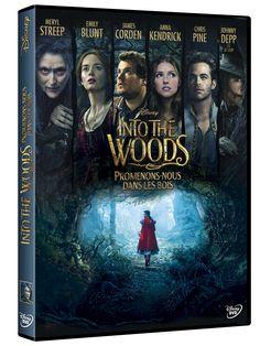 INTO THE WOODS : SORTIE IMMINENTE EN BLU-RAY, DVD ET VOD. Plus d'infos ici : http://gamezik.fr/into-the-woods-sortie-imminente-en-blu-ray-dvd-et-vod/