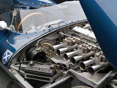 Fragments* - archaictires: 1955 Jaguar D-Type